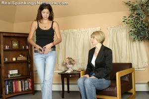 Spanked For Temper Tantrum - image1