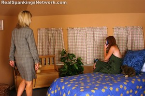 Jessica: Spanked In Her Room - image2