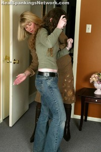 Spanked By Ms. Burns - image6