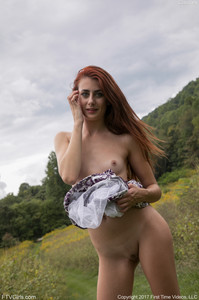 Courtney - Naked In The Green
