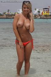 Melissa Debling - Ayia Napa, Cyprus