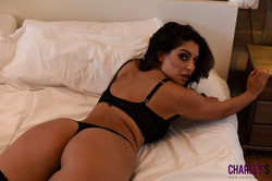 Charley Teasing in Black Lingerie in Bedroom 46r6lnnlzy.jpg